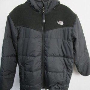 Reversable North Face Puffer Jacket